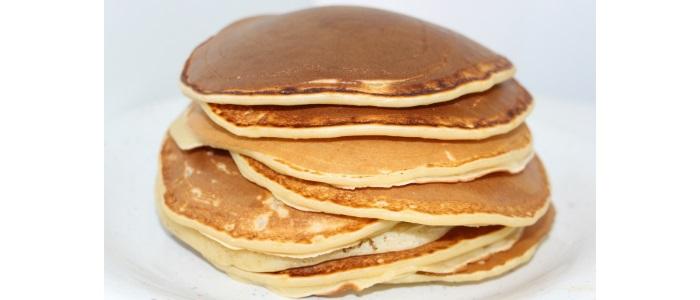 Pancake, crep americana, panqueque o coqueta?